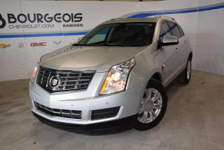 Used 2014 Cadillac SRX *** LUXURY, AWD, TOIT PANORAMIQUE *** for sale in Rawdon, QC