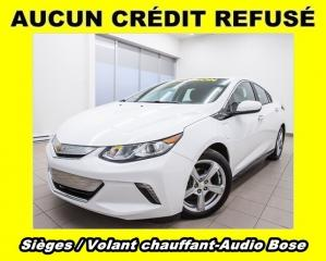 Used 2017 Chevrolet Volt Lt Audio Bose Cam for sale in St-Jérôme, QC