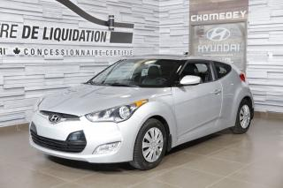 Used 2012 Hyundai Veloster w/Tech for sale in Laval, QC