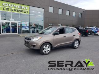 Used 2011 Hyundai Tucson Gl, A/c, Bluetooth for sale in Chambly, QC