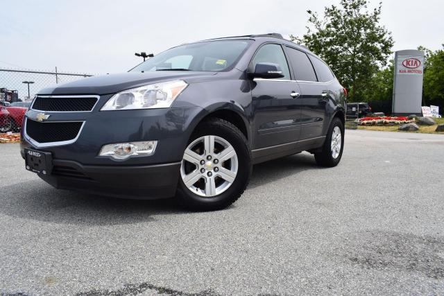 2011 Chevrolet Traverse LT AC/DVD/ROOF/LEATHER/PL/PW