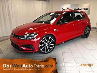 Used 2018 Volkswagen Golf R 2.0 TSI, Cuir, Toit, Automatique DSG for sale in Sherbrooke, QC