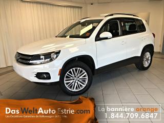 Used 2016 Volkswagen Tiguan 4motion, édition for sale in Sherbrooke, QC