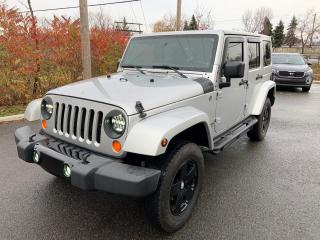 Used 2012 Jeep Wrangler Sahara for sale in St-Eustache, QC