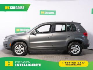 Used 2013 Volkswagen Tiguan Trendline 4Motion for sale in St-Léonard, QC