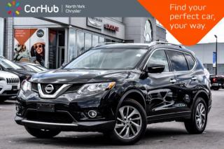 Used 2015 Nissan Rogue SL AWD Bose_Sound Navigation Panoramic_Sunroof Driving_Aids  for sale in Thornhill, ON