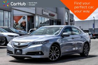 Used 2015 Acura TLX V6 Elite|Sunroof|GPS|Backup.Cam|Bluetooth|Keyless.Go|Heat.Seats| for sale in Thornhill, ON