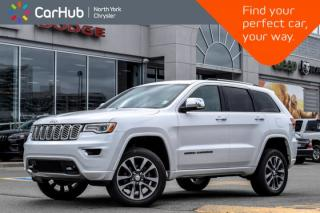 Used 2018 Jeep Grand Cherokee Overland|4x4|Trailer.Tow.Pkg|Pano.Sunroof|Heat.Seats|Bluetooth| for sale in Thornhill, ON
