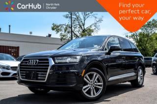 Used 2017 Audi Q7 3.0T Technik|7-Seater|Pano.Sunroof|BOSE|GPS|Bluetooth|Heat.Seats|Keyless.Go| for sale in Thornhill, ON