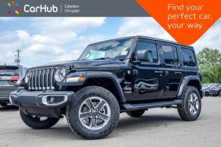 New 2019 Jeep Wrangler Unlimited New Car Sahara|4x4|Hard Top|Navi|Backup Cam|Bluetooth|R-Start|LED Grp|18