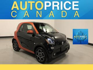Used 2018 Smart fortwo electric drive Passion for sale in Mississauga, ON