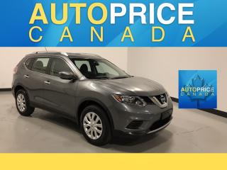 Used 2016 Nissan Rogue S AWD REAR CAM BLUETOOTH for sale in Mississauga, ON