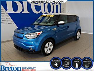 Used 2016 Kia Soul EV Luxury for sale in St-Eustache, QC