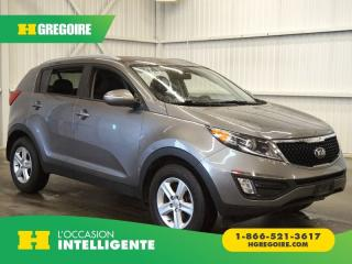 Used 2016 Kia Sportage A/C-GR. ÉLECTRIQUE for sale in St-Léonard, QC