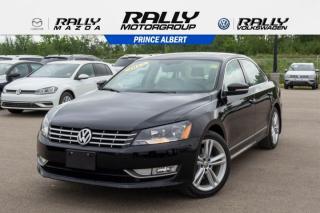 Used 2015 Volkswagen Passat HIGHLINE for sale in Prince Albert, SK