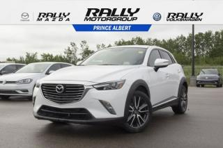 Used 2017 Mazda CX-3 GT for sale in Prince Albert, SK