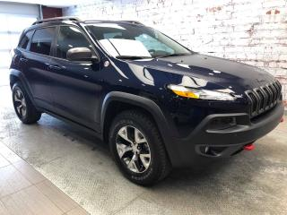 Used 2015 Jeep Cherokee GAR for sale in Sorel-Tracy, QC