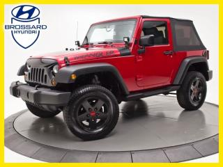 Used 2010 Jeep Wrangler Sport, Toit Mou, 4x4 for sale in Brossard, QC