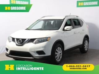 Used 2016 Nissan Rogue S AWD A/C GR ELECT for sale in St-Léonard, QC