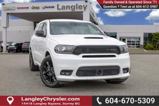 Used 2018 Dodge Durango R/T *8.4 SCREEN* *THIRD ROW SEATS* for sale in Surrey, BC