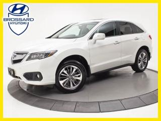Used 2017 Acura RDX Elite Toit, Nav for sale in Brossard, QC