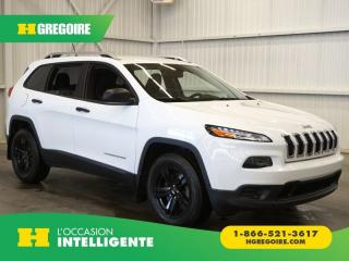 Used 2015 Jeep Cherokee SPORT AWD CAMÉRA for sale in St-Léonard, QC