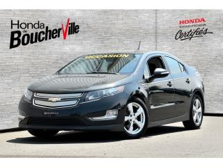 Used 2015 Chevrolet Volt for sale in Boucherville, QC