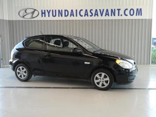 Used 2008 Hyundai Accent Hayon 3 portes, manuelle, L for sale in St-Hyacinthe, QC