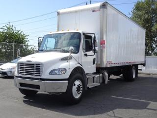 Used 2017 Freightliner M2 Heavy Duty, 26' Box, Power Railgate for sale in Vancouver, BC