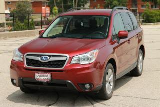 Used 2014 Subaru Forester 2.5i Convenience Package AWD | Bluetooth | Heated Seats | CERTIFIED for sale in Waterloo, ON