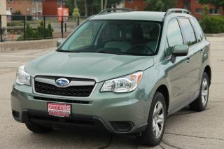 Used 2015 Subaru Forester 2.5i AWD   Heated Seats   CERTIFIED for sale in Waterloo, ON