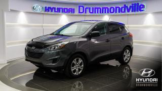 Used 2015 Hyundai Tucson GL + MAGS + A/C + GR. ÉLÉC. + WOW !! for sale in Drummondville, QC
