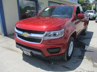 Used 2016 Chevrolet Colorado LIKE NEW LT MODEL 4 PASSENGER 3.6L - V6.. REAR-WHEEL DRIVE.. EXTENDED-CAB.. SHORTY.. BACK-UP CAMERA.. BLUETOOTH SYSTEM.. for sale in Bradford, ON