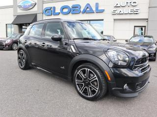 Used 2015 MINI Cooper S S ALL4 6 SPEED MANUAL PANOR. ROOF NAVIGATION. for sale in Ottawa, ON