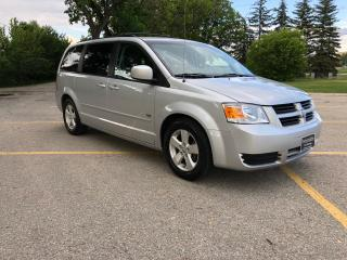 Used 2009 Dodge Grand Caravan SE New Tires! Stow N'Go! for sale in Winnipeg, MB