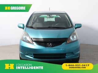 Used 2014 Honda Fit LX A/C GR ÉLECT for sale in St-Léonard, QC