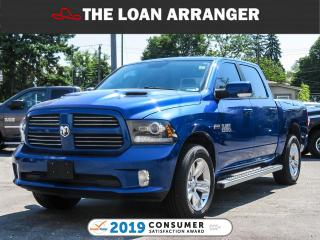 Used 2017 RAM 1500 SPORT for sale in Barrie, ON