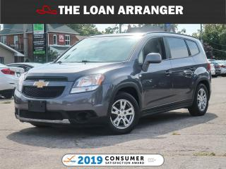 Used 2012 Chevrolet Orlando for sale in Barrie, ON