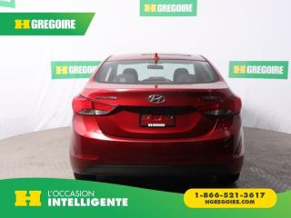 Used 2015 Hyundai Elantra GL A/C GR ELECT for sale in St-Léonard, QC