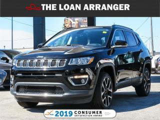 Used 2018 Jeep Compass for sale in Barrie, ON