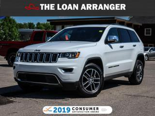 Used 2018 Jeep Grand Cherokee for sale in Barrie, ON