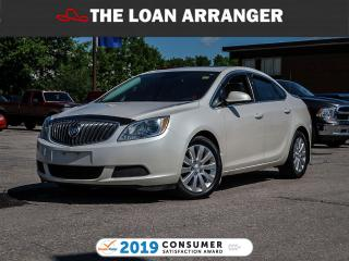 Used 2015 Buick Verano for sale in Barrie, ON