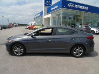 Used 2017 Hyundai Elantra Berline 4 portes, boîte automatique, GL for sale in Joliette, QC