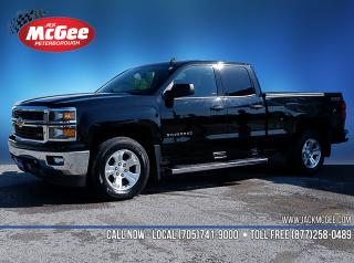 Used 2014 Chevrolet Silverado 1500 2LT for sale in Peterborough, ON