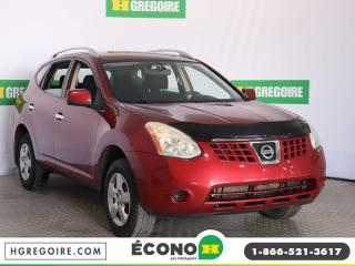 Used 2010 Nissan Rogue S A/C GR ELECT for sale in St-Léonard, QC