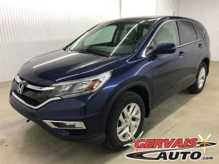 Used 2016 Honda CR-V SE AWD BLUETOOTH for sale in Trois-Rivières, QC