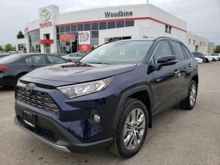 Used 2019 Toyota RAV4 LIMITED  for sale in Etobicoke, ON