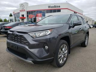 Used 2019 Toyota RAV4 Limited DEMO MODEL, CALL FOR SPECIAL PRICING for sale in Etobicoke, ON