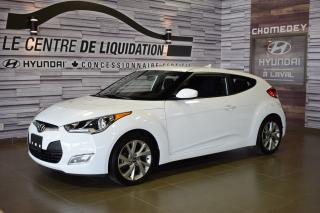 Used 2017 Hyundai Veloster SE for sale in Laval, QC