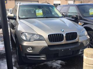 Used 2008 BMW X5 AWD 4dr 3.0si for sale in Scarborough, ON